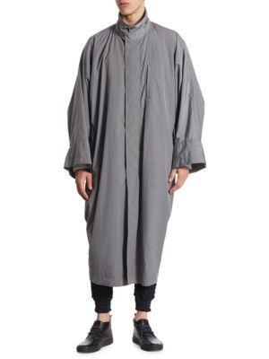 ISSEY MIYAKE Wind Taffeta Coat. #isseymiyake #cloth #coat
