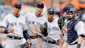 La noche del arco iris: Los Yankees de New York  buscan en Hatonuevo La Gu...