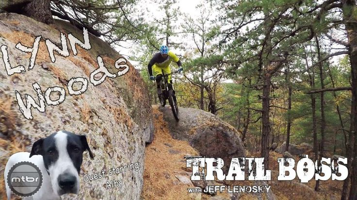 Jeff Lenosky Trail Boss: Lynn Woods Massachusetts - Mountain Bikes For Sale