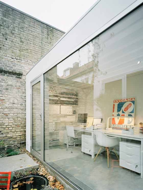 101 best Chic Office Spaces images on Pinterest | Work spaces, Home ...