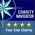 We've earned a 4-star rating for sound fiscal management and commitment to accountability and transparency.