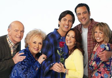 Sitcom similar to 8 simple rules for dating