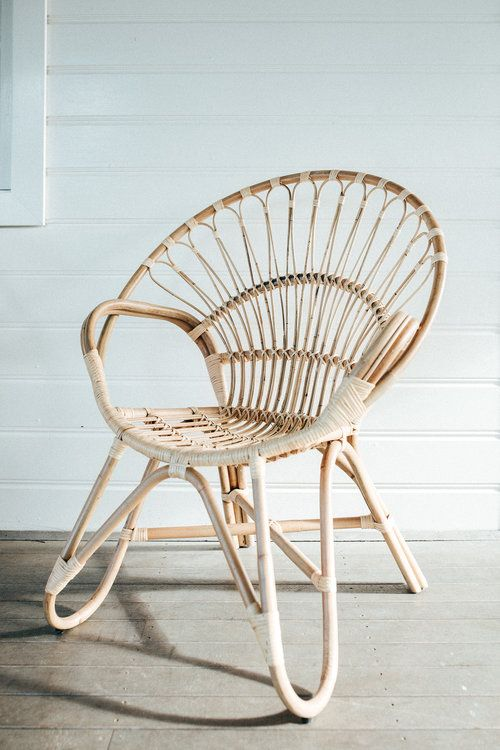 Rattan Moon Chair | $40ea | Qty 2 FOR SIGNING TABLE & THEN MOVED TO DINNER TABLE.