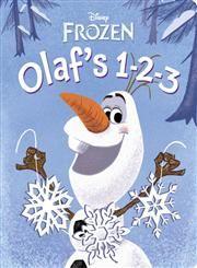 Frozen Glitter Board Book (Disney Frozen)