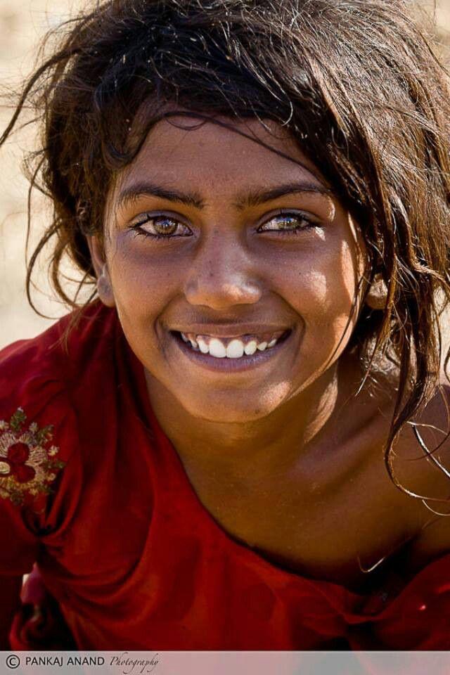 Beautiful smile, Image Credit: Pankaj Anand Photography