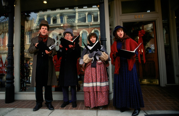 Dickens of a Christmas in Franklin, Tennessee Franklin