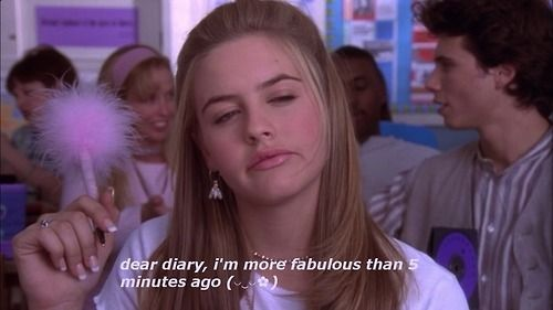 cher in clueless via tumblr movies music tv