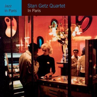 Stan Getz Quartet - In Paris (Vinyl, LP) at Discogs