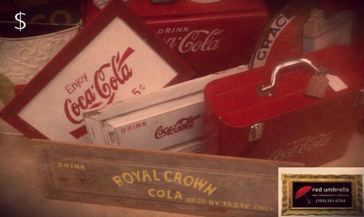 Royal Crown Cola & Coca-Cola