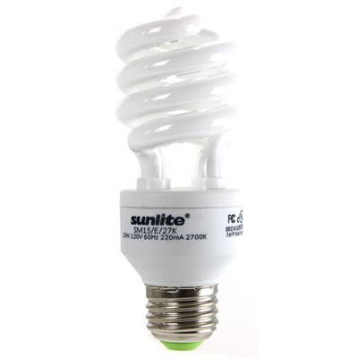 Compact Fluorescent 20w Mini Twist Daylight 6500k Light Bulb