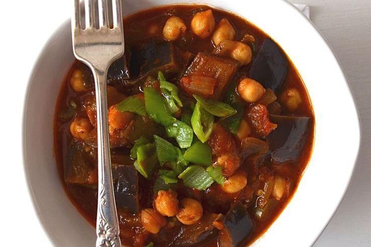 Moroccan Eggplant Tagine recipe on Food52