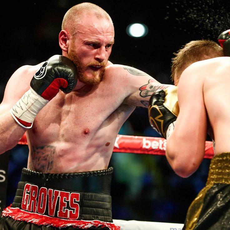 George Groves: 'I enjoy beating James DeGale' 👉🏻LINK IN BIO🔝 http://www.boxingnewsonline.net/george-groves-i-enjoy-beating-james-degale/  #boxing #BoxingNews