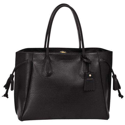 Sac shopping - Pénélope - Sacs - Longchamp - Ébène - Longchamp France
