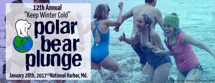 polar bear plunge chesapeake bay - Chesapeake Climate Action Network