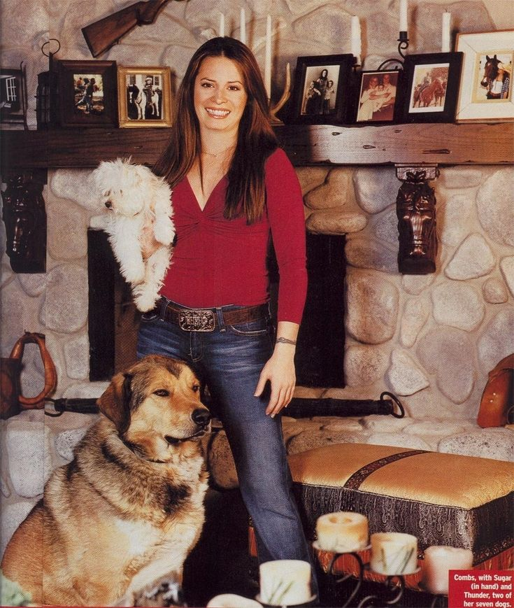 Kibbe Soft Natural: Holly Marie Combs