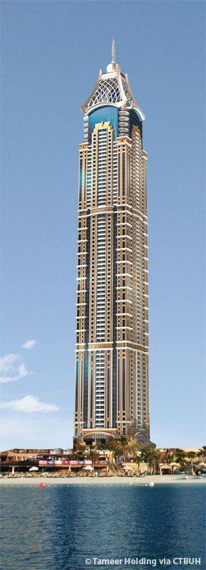 Elite Residence - Dubai, Emiratos Árabes Unidos (380.5m / 1248ft)