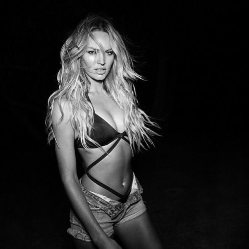 Candice Swanepoel   Photographed by: Jerome Duran