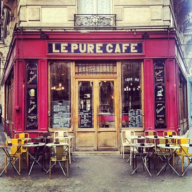 Le Pure Café, 14 Rue Jean Macé 75011 Paris