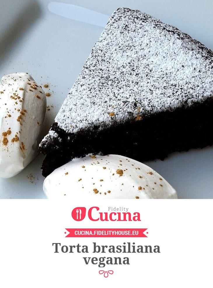 Torta brasiliana vegana