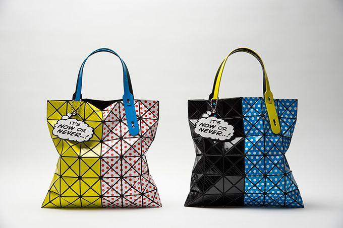 BAO BAO ISSEY MIYAKEから5月の新作 - アメコミ風のポップなバッグなど | ニュース - ファッションプレス