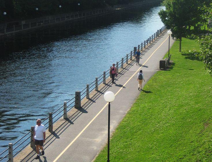 Rideau Canal-Ottawa Hotspot.  http://nexthome.yp.ca/neighbourhoods/ottawa-byward-market/31238/