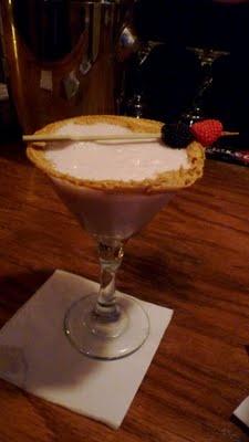 White elephant drink at Jens & Friends in Savannah. Get one! | Dessert ...