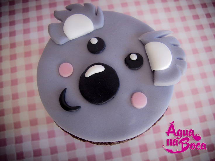 Koala´s Cupcake