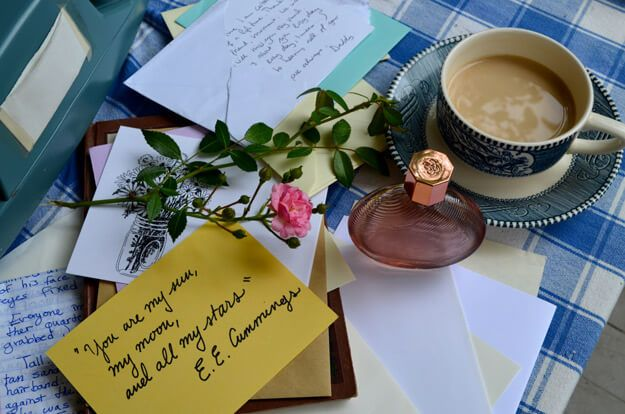 DIY Love Letters For Him or Her | How to Write A Love Letter