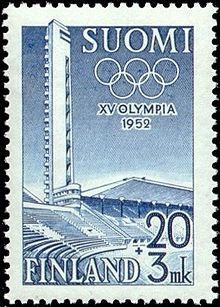Kesäolympialaiset 1952 – Wikipedia
