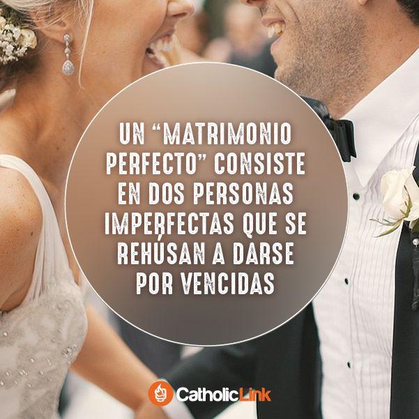 Biblioteca de Catholic-Link - Un matrimonio perfecto