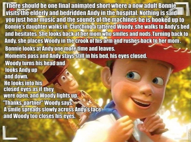 That would be so sad and beautiful #toystory