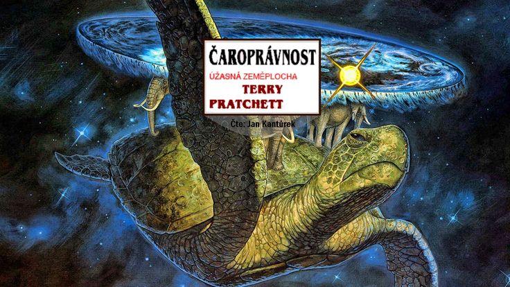 Terry Prachett-Zeměplocha-Čaroprávnost-audiokniha
