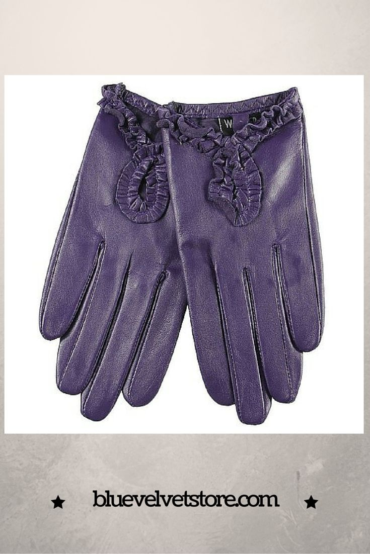 John lewis leather driving gloves - Lady S Genuine Nappa Leather Winter Warm Gloves Fashion Forward And Everlasting Classic Design Reasonable