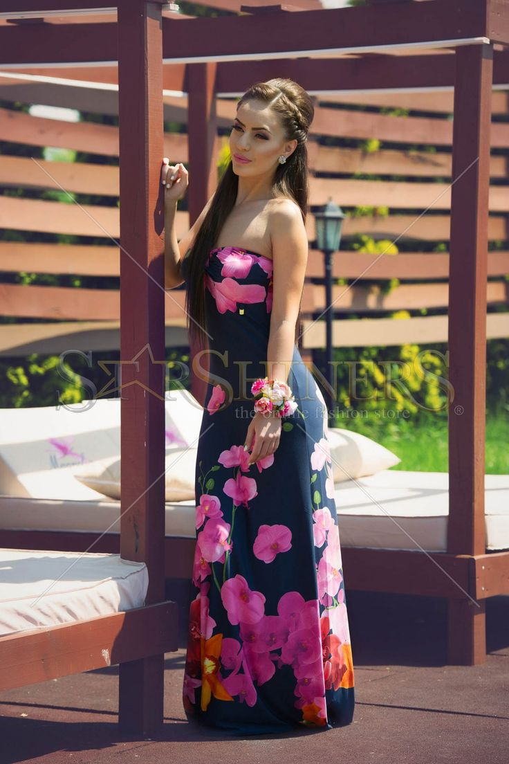 MissQ Romantic Life DarkBlue Dress