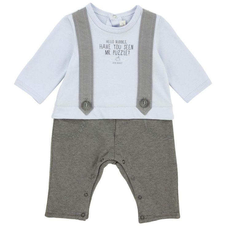 Jean Bourget Baby (Baby Bleu)
