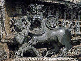 Hoysala Royal symbol