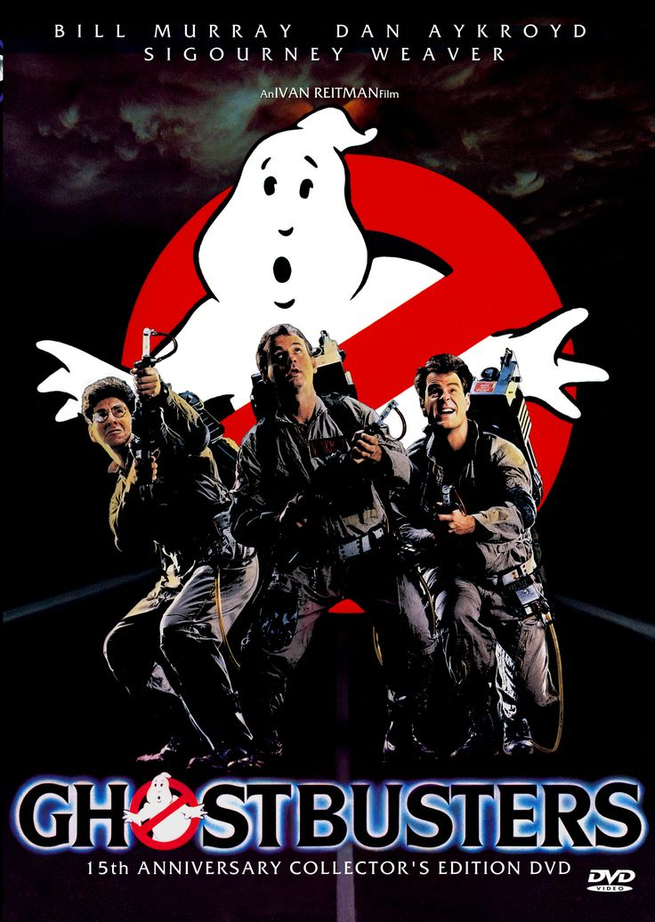 Ghostbusters - Review: Ghostbusters (1984) is a 1h 45-min American supernatural adventure-comedy film that contains fantasy… #Movies #Movie