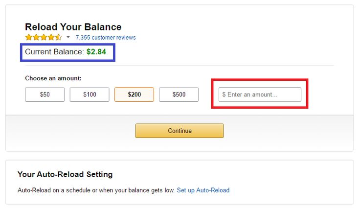 How to reload your amazon gift card balance the gazette