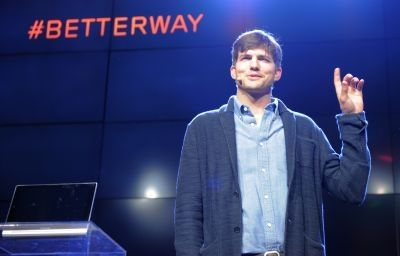 Lenovo has unveiled their first ever multimode yoga tablet, naming Ashton Kutcher as the official product engineer