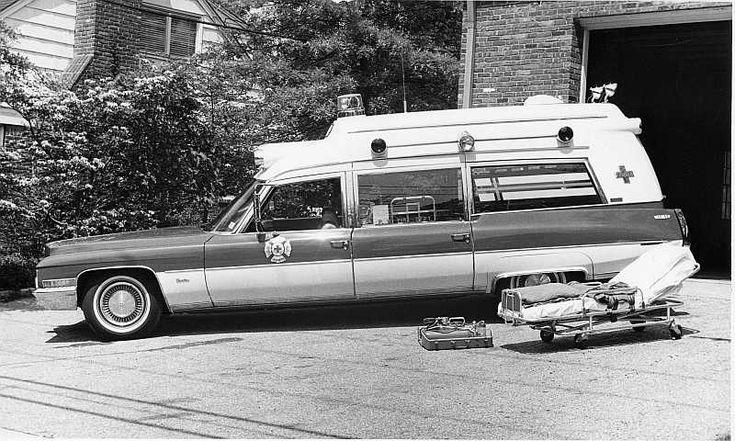 8 Best Images About 103 1950 1960 S Ambulances On