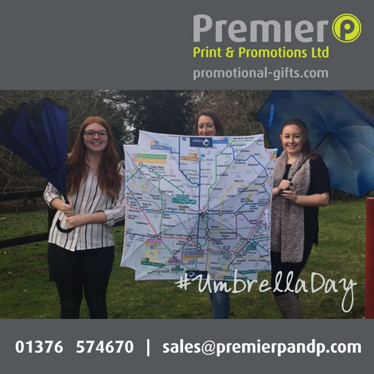 Does your brand need full colour or reversible umbrellas? Get in touch for a free quote! http://catalogue.promotional-gifts.com/products/umbrellas-3 #brollygood #umbrelladay #umbrella #brolly #marketing #advertising #branding #lovepromo #premierpandp