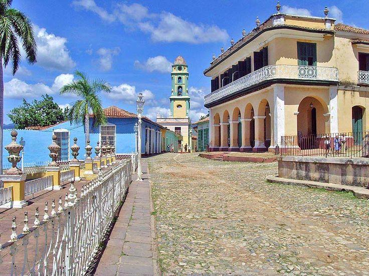 Trinidad.Colonial Hotels, Free Cuba, Beautiful Places, Places I D, Trinidad Colonial, Trinidad Center, Trinidad Cuba, Trinidad Tobago, Include Hotels
