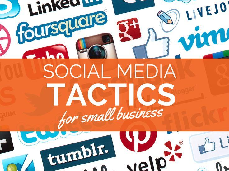 Social Media Tactics Every Small Business Should Be Using 6761df56f202fb6b4484849d70471131