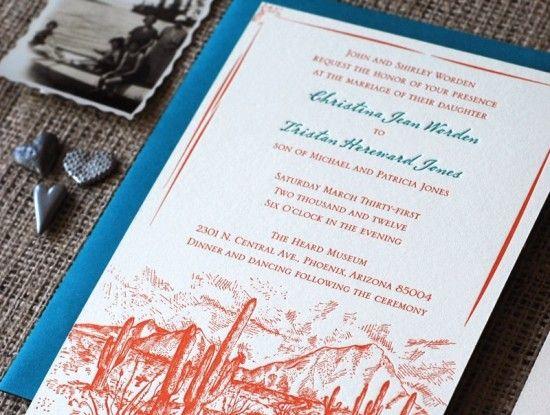 Western Wedding Invites: 1000+ Ideas About Western Wedding Invitations On Pinterest