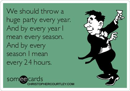 Well, that escalated quickly. #someecards #drinking #partying #parties #booze #funnyecards #ecard