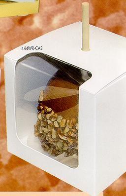 caramel apple bar - take home box