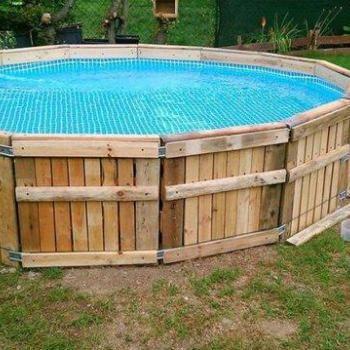 34 best piscine 1 images on Pinterest Swimming pools, Decks and - comment construire sa piscine en parpaing