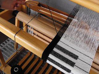 Dust Bunnies Under My Loom: Piano Scarves – Agai…
