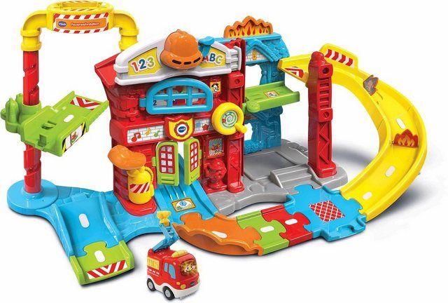 Spiel Feuerwehrwache Tut Tut Baby Flitzer Feuerwehrstation Tut Tut Baby Flitzer Feuerwehrstation Und Feuerwehr