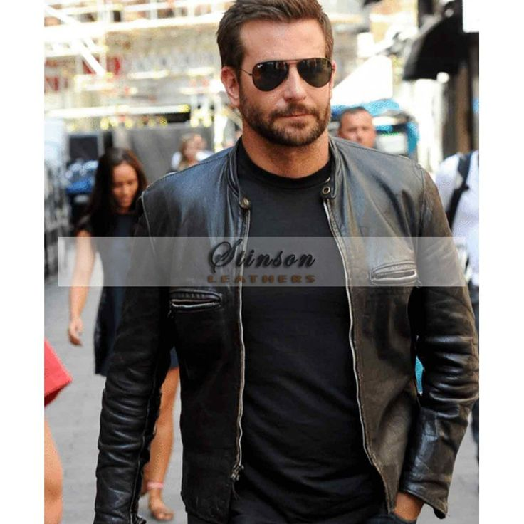 14 best Celebrity Leather Jacket images on Pinterest | Biker ...